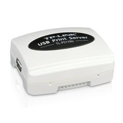 TP-LINK TL-PS110U Printserver 1x USB 1x RJ-45