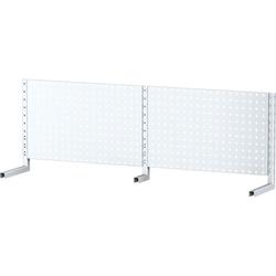 Tischaufbau 1500 mm, perforiert, für werkzeug