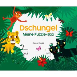 Meine Puzzle-Box: Dschungel
