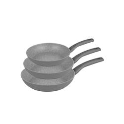Michelino Pfannen-Set Pfannen-Set 3-tlg. Nora, Aluminium (3-tlg), Pfannenset