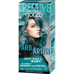 GOT2B Farb/Artist 097 Mermaid Grün