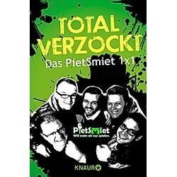 Total verzockt. null PietSmiet  - Buch