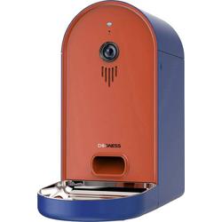 Dogness Smart-Cam-Feeder Futterautomat Orange, Blau 1St.