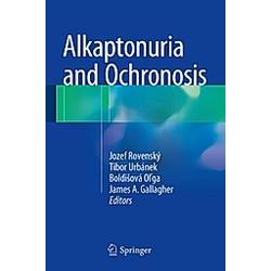 Alkaptonuria and Ochronosis - Buch