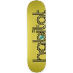 HABITAT ELLIPSE Deck yellow - 8.0