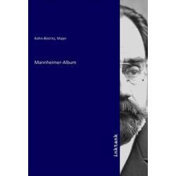 Mannheimer-Album als Buch von