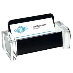 WEDO Visitenkartenhalter Acryl Exklusiv glasklar