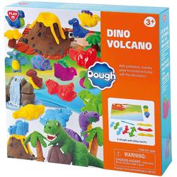 Playgo Knete Knetset Dino Vulcano