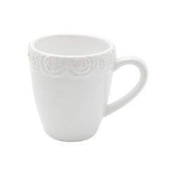 KARE Tasse Tasse Rosa, Stein u. Keramik