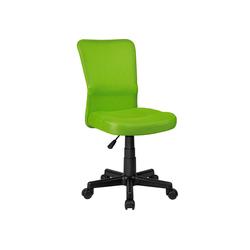 tectake Drehstuhl Bürostuhl Patrick grün 50.0 cm x 95.0 cm x 40.0 cm
