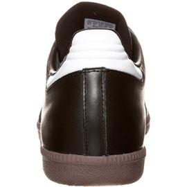 adidas Samba Leather black-white/ gum, 40