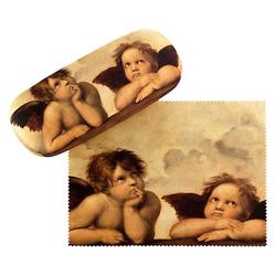 von Lilienfeld Brillenetui Brillenetui Motiv Engel von Raffael