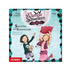Katja Danowski - Die Vampirschwestern Black & Pink (3). Sturmfrei zur Geisterstunde (CD)