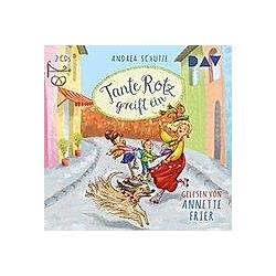 Tante Rotz - 2 - Tante Rotz greift ein - Hörbuch
