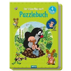 Der kleine Maulwurf Puzzlebuch