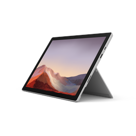 Microsoft Surface Pro 7+ 12.3 i3 8 GB RAM 128 GB Wi-Fi platin