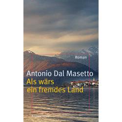 Als wärs ein fremdes Land als Buch von Antonio Dal Masetto