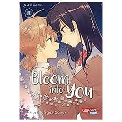 Bloom into you Bd.8. Nio Nakatani  - Buch