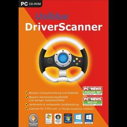 Uniblue Driver Scanner 2017. Für Windows XP Windows Vista Windows 7 Windows 8/8.1 Windows 10