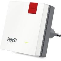 AVM FRITZ! Repeater 600 International Netzwerk-Repeater 600 Mbps, 2,4 GHz, Mesh, WPS, Spanisch