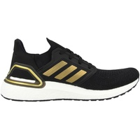 adidas Ultraboost 20 M core black/gold metallic/solar red 48