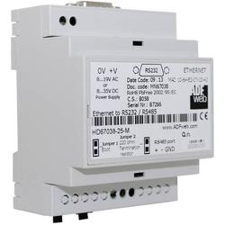 Wachendorff HD6703825M Ethernet Konverter RS-232, RS-485, Ethernet 24 V/DC