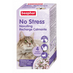 Beaphar No Stress navulling kat  Per stuk