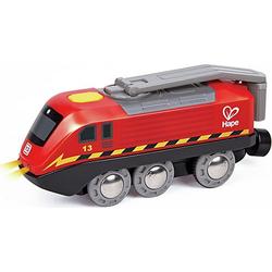 Zug mit Kurbelantrieb