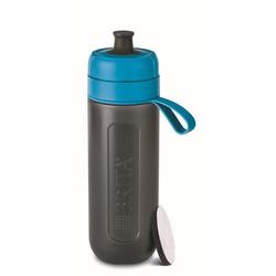 BRITA Trinkflasche Fill & Go Activ 0,6 l blau