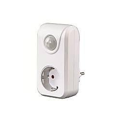 Hama PIR-Bewegungsschalter mit Dämmerungssensor