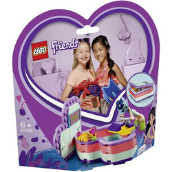 41385 LEGO® FRIENDS Emmas sommerliche Herzbox