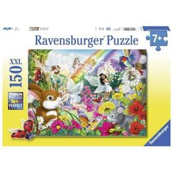 Schöner Feenwald (Kinderpuzzle)