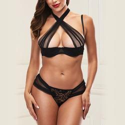 Baci Lingerie 'Criss Cross Bikini Set', 2-tlg.
