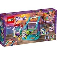 Lego Friends Schaukel mit Looping im Vergnügungspark 41337