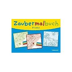 Zaubermalbuch Piraten - Buch