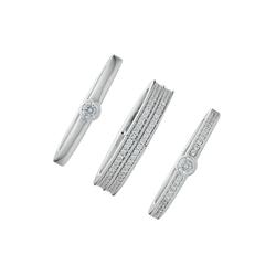 JETTE Silver Damenring Staking Rings 87097048