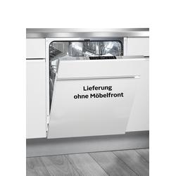 Hanseatic vollintegrierbarer Geschirrspüler HGVI6082C13J7713DS, 9,8 l, 13 Maßgedecke EEK A+++ silberfarben Einbaugeschirrspüler Haushaltsgeräte