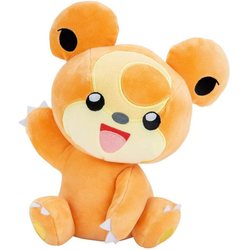 POKÉMON Plüschfigur Teddiursa - Pokémon Kuscheltier - 20 cm