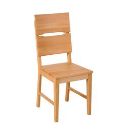 Stuhl Set aus Kernbuche Massivholz geölt (2er Set)