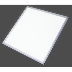 TRANGO LED Panel, 6000PL LED Deckenpanel 40 Watt 6000K Tageslichtweiß *LEO* 62x62cm 3200 Lumen - Büroleuchte, Deckenlampe, Deckenleuchte, Rasterleuchte, Einbau-Deckenleuchte, Odenwalddecke, Einlegeleuchte, Büro-Deckenpanel 62 cm x 62 cm x 1 cm