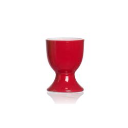 Ritzenhoff & Breker / Flirt Eierbecher Doppio in rot, 4,5 cm