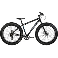 KS-CYCLING Xceed 26 Zoll RH 46 cm 7-Gang schwarz