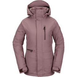 Volcom - Shelter 3D Stretch Jacket Rose Wood - Skijacken - Größe: S