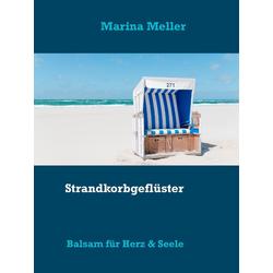 Strandkorbgeflüster: eBook von Marina Meller