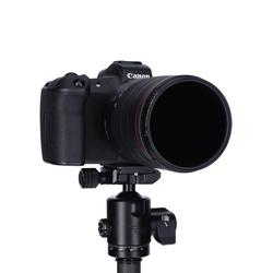 Rollei Rollei F:X variabler ND Filter 82 mm Objektivzubehör (mit variabler Stärke)