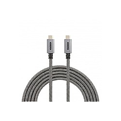 SITECOM USB-C to USB-C Cable 2M 3A 5Gbps - PD + 4K