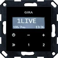 Gira Unterputz-Radio RDS 228405