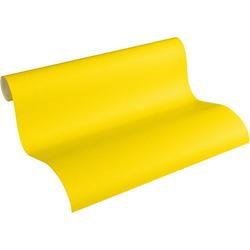 Vliestapete Little Stars, gelb, 10,05 m x 53 cm