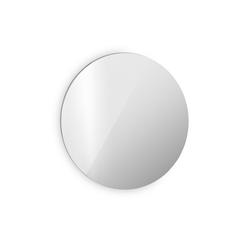 Klarstein Infrarotheizung Marvel Mirror Infrarotheizung 300W Wochentimer IP54 Spiegel rund