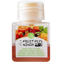 Fruit Fly Ninja Fruit-Fly-Trap 42219 Fliegenfalle (B x H x T) 30 x 50 x 30mm 12ml